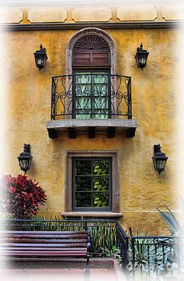 Photograph - Mexican Hacienda by Lee Dos Santos