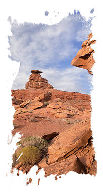 Photograph - Mexican Hat by Judy Deist