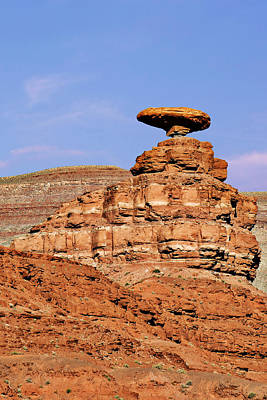 Balanced Photograph - Mexican Hat Utah by Christine Till