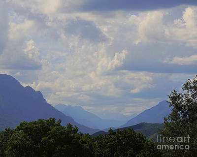 Photograph - Mexican Mountains 10 by Rachel Munoz Striggow