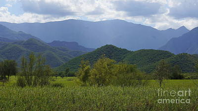 Photograph - Mexican Mountains 8 by Rachel Munoz Striggow