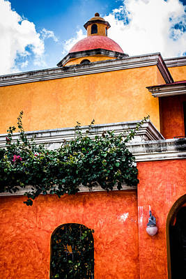 Photograph - Mexican Retreat by Sara Frank