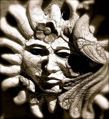 Mexican Sun Art Print by Kim Pippinger