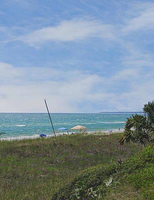 Photograph - Mexico Beach Summer by Judy Hall-Folde