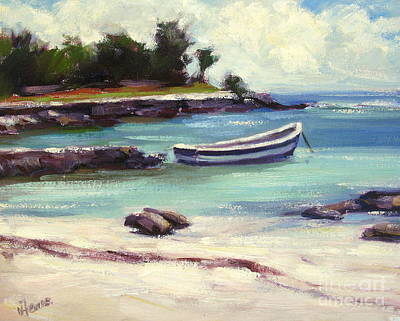 Painting - Mexico Beach by Vickie Fears