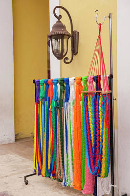 Storefront Photograph - Mexico, Cozumel, San Miguel, Mexican by Lisa S. Engelbrecht