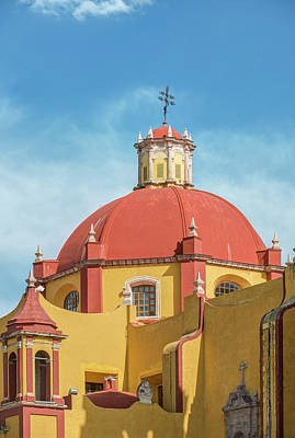 Mexico, Guanajuato, Our Lady Art Print by Rob Tilley