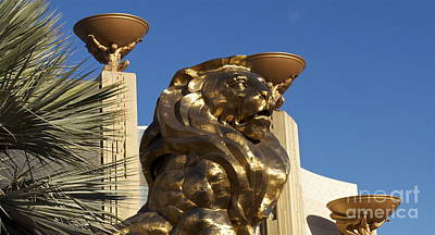 Photograph - Mgm  by Bridgette Gomes
