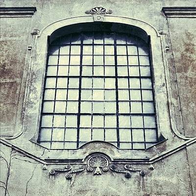 Architecture Wall Art - Photograph - #mgmarts #building #old #architecture by Marianna Mills