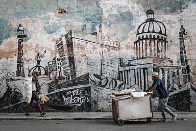 Mi Habana Art Print