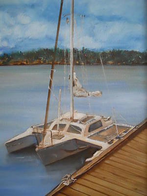 Painting - Mi Joy by Joyce Reid