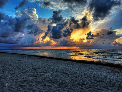 Photograph - Miami - South Beach Morning 001 by Lance Vaughn