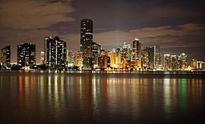Photograph - Miami At Best by Thomas J Norbeck