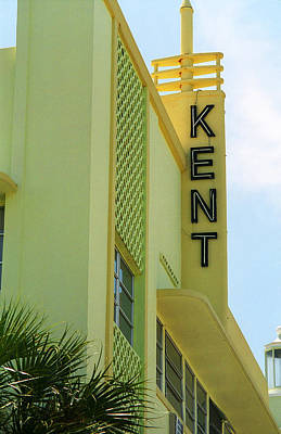 Photograph - Miami Beach - Art Deco 10 by Frank Romeo
