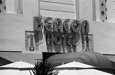 Photograph - Miami Beach - Art Deco 16 by Frank Romeo