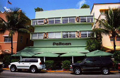 Photograph - Miami Beach - Art Deco 39 by Frank Romeo
