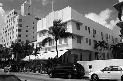 Photograph - Miami Beach - Art Deco 52 by Frank Romeo