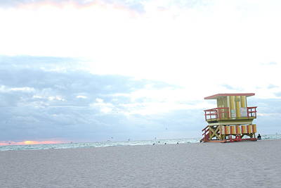 Photograph - Miami Beach by Gary Dunkel