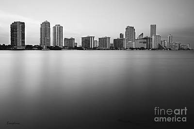 Miami Dream Art Print by Eyzen M Kim