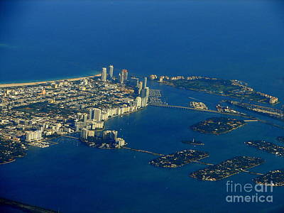 Photograph - Miami by Lew Davis