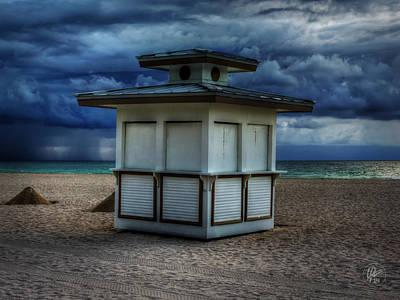 Photograph - Miami - South Beach 005 by Lance Vaughn