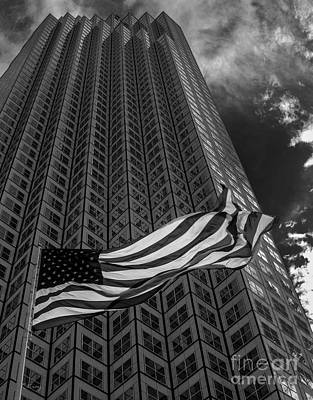 Photograph - Miami Southeast Financial Center by Rene Triay Photography