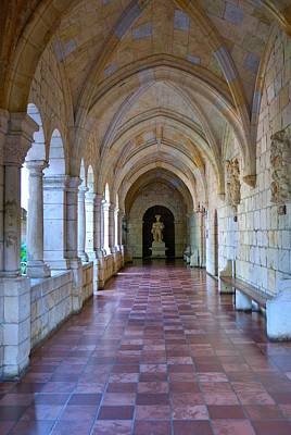 Church Photograph - Miami Spanish Monastery by Steven Richman