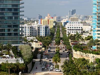 Photograph - Miami  by Tim Townsend
