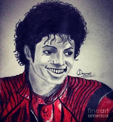 Michael Jackson Original by Abiodun Bewaji