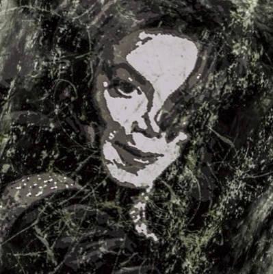 Michael Jackson Digital Art - Michael Jackson Concert 5 by Yury Malkov