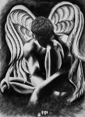 Drawing - Michael by Mallika