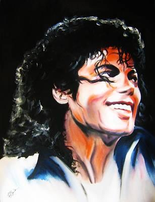 Michael Original by Richard Garnham