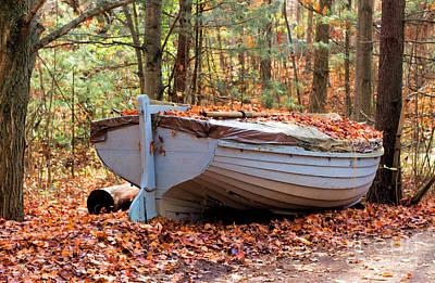 Photograph - Michael Row Your Boat Ashore by Barbara McMahon