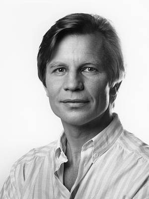 Photograph - Michael York by Mark Greenberg