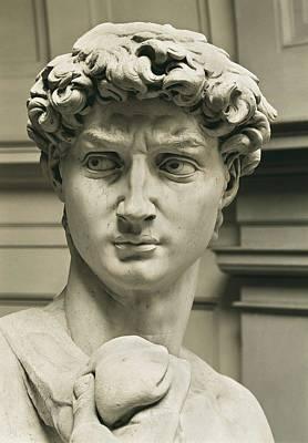 Michelangelo 1475-1564. David Art Print
