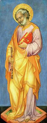 Michele Giambono, Saint Peter, Italian, Active 1420-1462 Art Print