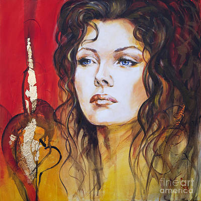 Michelle Pfeiffer Original by Ira Ivanova