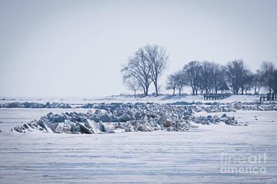 Photograph - Michigan Winter by Ronald Grogan