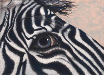 Painting - Micky Z by Lori Sutherland