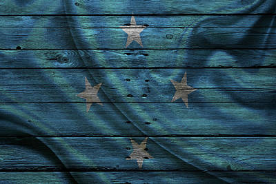 Micronesia Art Print