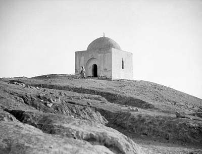 Desert Dome Photograph - Middle East Building, C1932 by Granger
