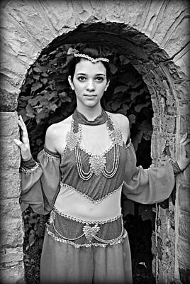 Photograph - Middle Eastern Princess by Stephanie Grooms