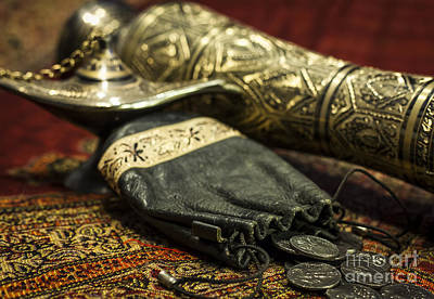 Photograph - Middle Eastern Treasures by Amber Kresge