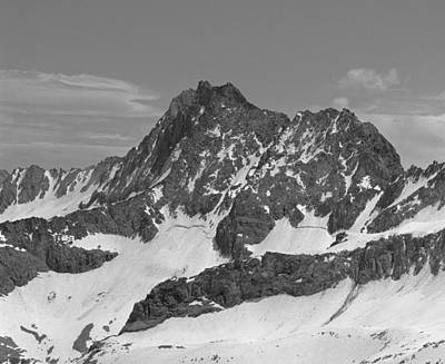 Photograph - 406429-e-middle Palisade Bw by Ed  Cooper Photography
