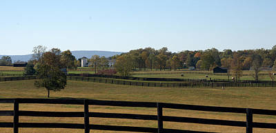 Photograph - Middleburg Farm by Cathy Shiflett