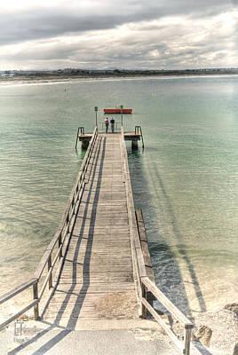 Photograph - Middleton Beach In Albany Western Australia by Elaine Teague