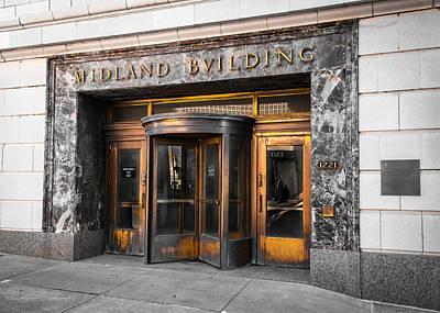 Midland Building Art Print
