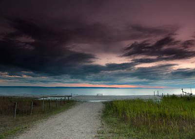 Muskoka Wall Art - Photograph - Midland Sunset by Cale Best