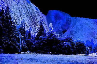Photograph - Midnight Dream by Richard Delbridge