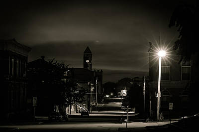 Photograph - Midnight by Joe Scott